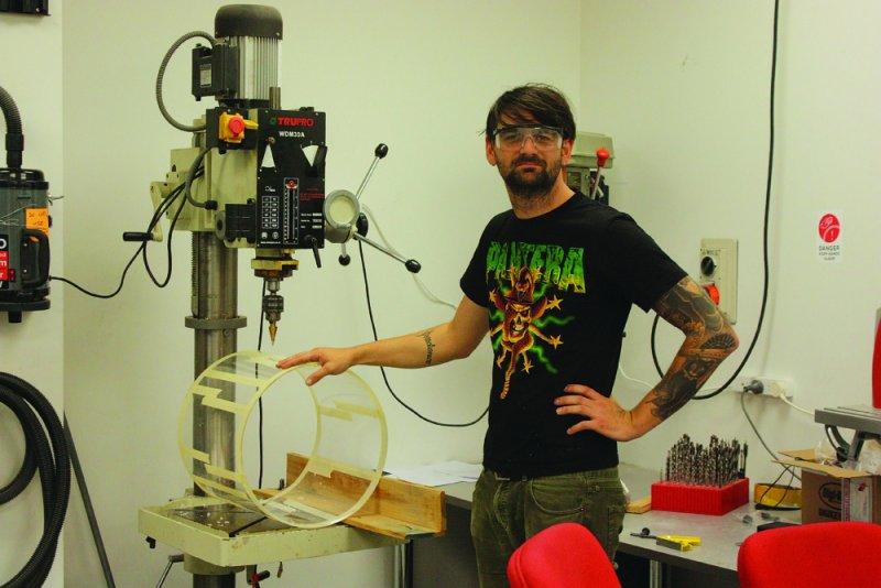 GYKO Stu builds Edward Scholten