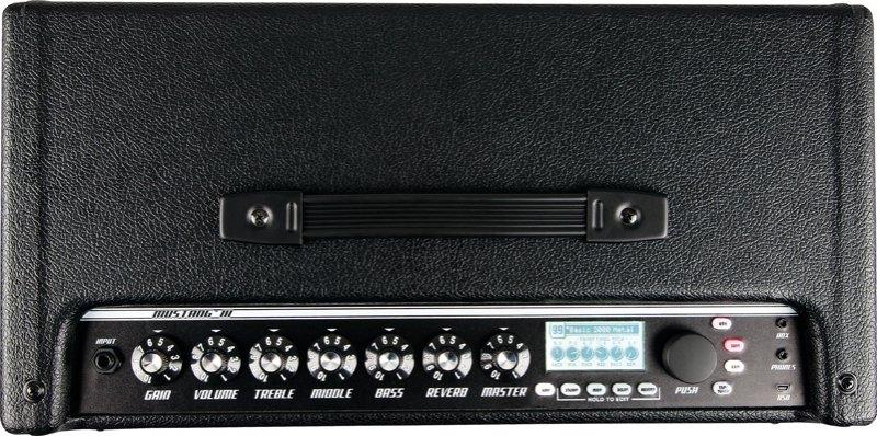 Mustang III, V2 amp pic 2