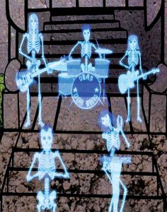 Drab Doo Riffs skeletons nzm150