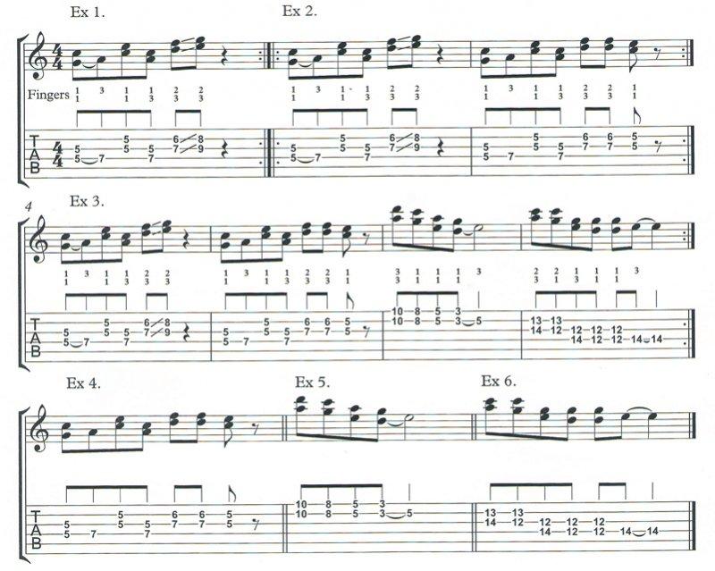 Guitar Cool - Building Rhythm nzm151