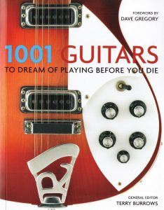 BOOK 1001 guitars nzm152