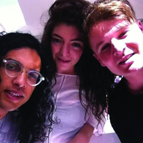 lorde band