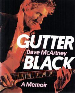 Dave McA Gutter Black nzm154