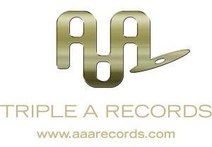 TRIPLE A Records logo