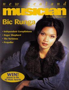 bic runga cover 1997