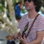 Music In Parks In Hobsonville Point: Sunny Ray, Miller Yule and Anna Coddington