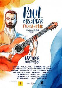 flamenco tour paul bosauder