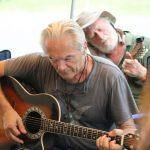 2018 Auckland Folk Festival Trevor Villers Jason Priestley