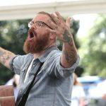 2018 Auckland Folk Festival Trevor Villers Adam Mcgrath
