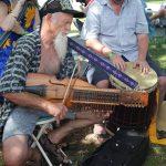 2018 Auckland Folk Festival Trevor Villers