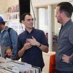 record store day 2018 matthew davis, dean cameron