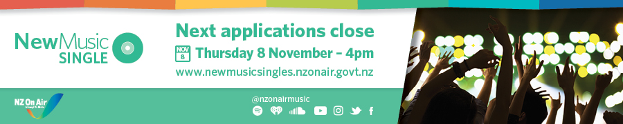 NZOA newmusic single november 18