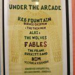under the arcade 2019