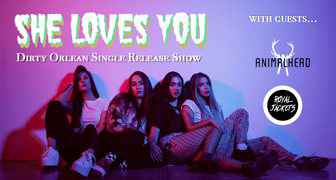she-loves-you-single-release