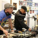 Auckland Record Store Day 2019 rick breeze richard huntingdon