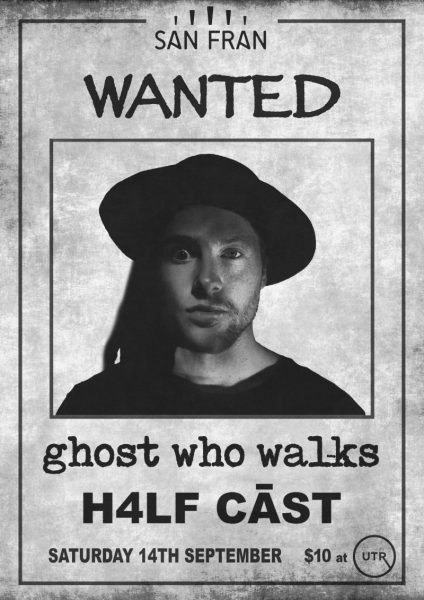 ghost who walks poster