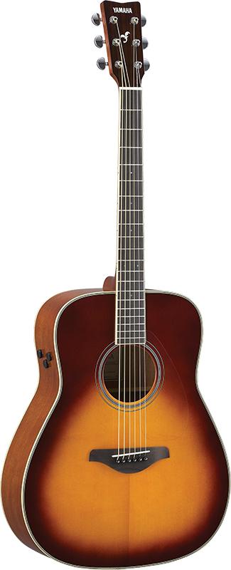 Yamaha TransAcoustic FG Acoustic-Electric