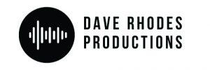 Dave Rhodes Prodns Medium Logo