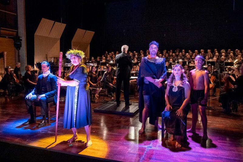 Live Review: Ihitai 'Avei'a - Star Navigator, Auckland March 19