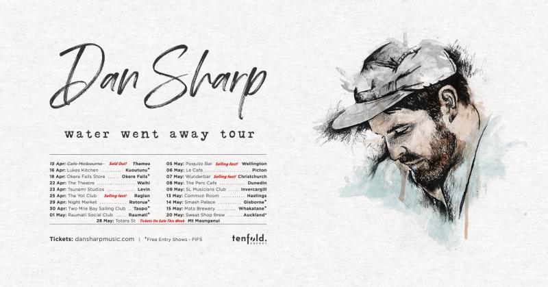 dan sharp 2021 tour